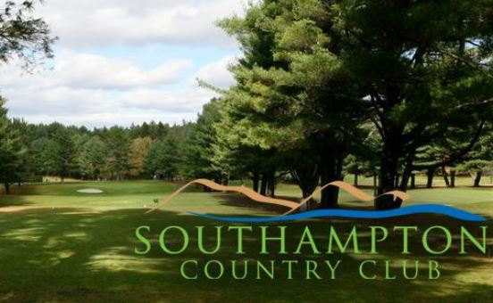 Southampton Country Club, Southampton, Massachusetts,  - Golf Course Photo