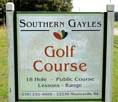 Southern Gayles Golf Club,Athens, Alabama,  - Golf Course Photo