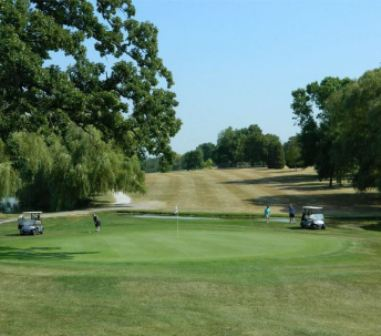 South Hills Country Club,Franksville, Wisconsin,  - Golf Course Photo