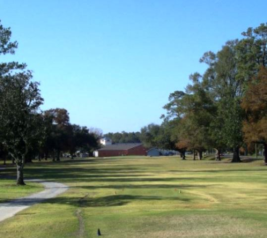 Southern Oaks Golf Club, Houma, Louisiana,  - Golf Course Photo