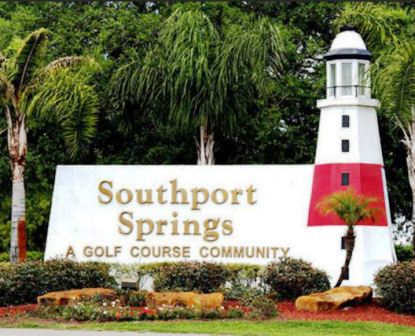 Southport Springs Golf Club,Zephyrhills, Florida,  - Golf Course Photo