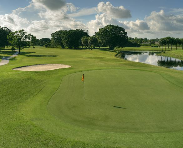 Southwinds Golf Course, Boca Raton, Florida,  - Golf Course Photo