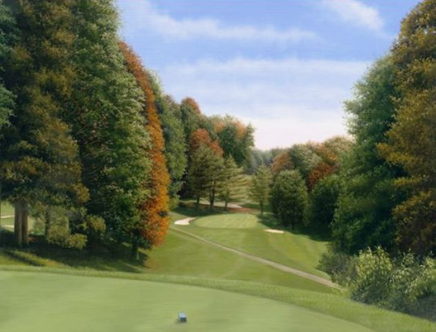 Springville Country Club, Springville, New York,  - Golf Course Photo