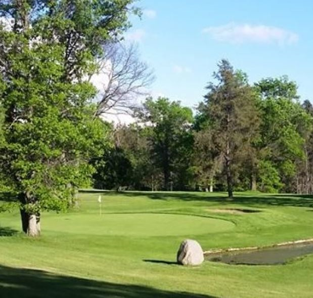 Golf Course Photo, Spread Eagle Golf Course, CLOSED 2017, Florence, Wisconsin, 54121