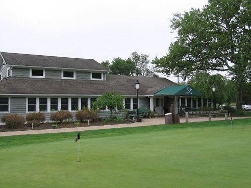 Spring Meadow Golf Course, Farmingdale, New Jersey,  - Golf Course Photo