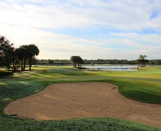 Spring Run Golf Club, Estero, Florida,  - Golf Course Photo