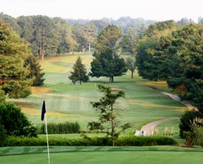 Springbrook Golf & Country Club, Niota, Tennessee, 37826 - Golf Course Photo