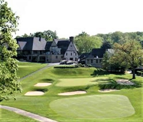 Golf Course Photo, Springfield Country Club, Springfield, 45504