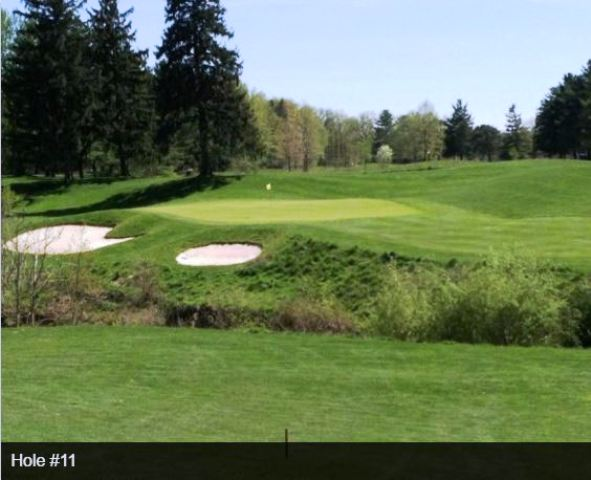Golf Course Photo, Springvale Golf Club | Springvale Golf Course, North Olmsted, 44070