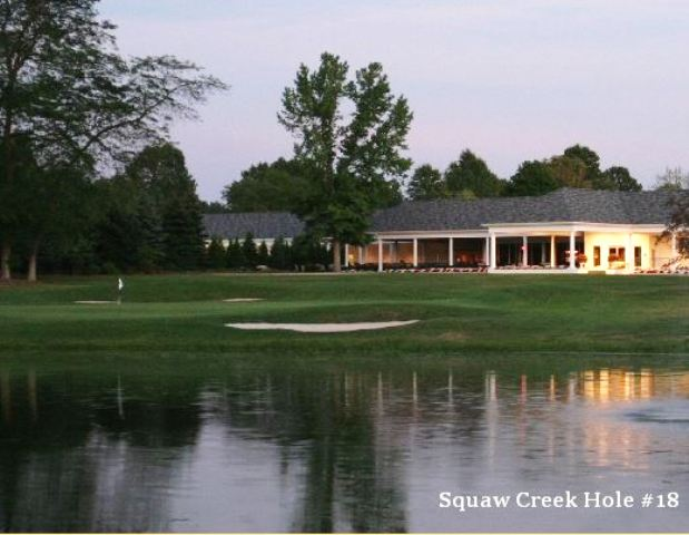 Golf Course Photo, Squaw Creek Golf Course, Vienna, 44473