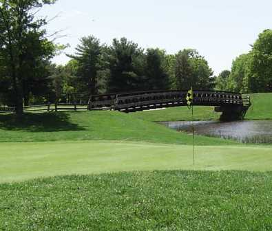 Golf Course Photo, Squirrel Run Country Club, Plymouth, 02360