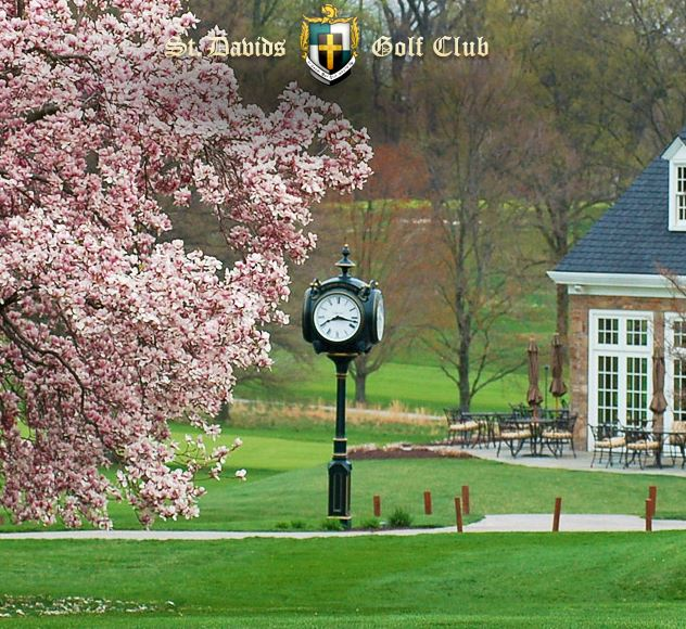 St. Davids Golf Club, Wayne, Pennsylvania,  - Golf Course Photo