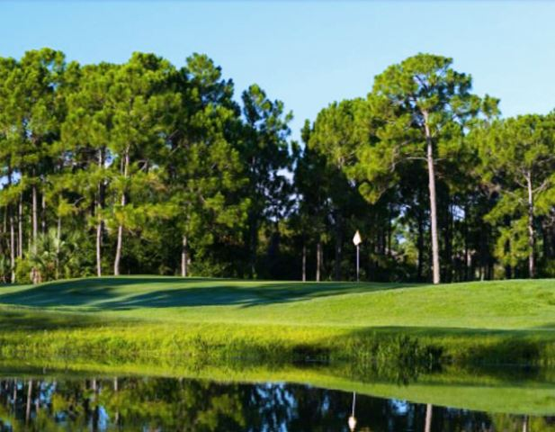 St. Lucie Trail Golf Club, Port Saint Lucie, Florida,  - Golf Course Photo