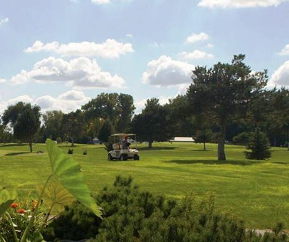 St. Paul Country Club, Saint Paul, Nebraska,  - Golf Course Photo