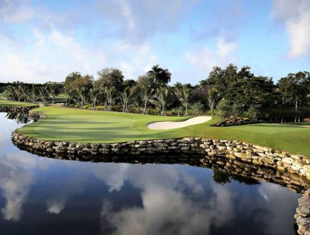 St. Andrews Country Club, Fazio II Golf Course, Boca Raton, Florida, 33496 - Golf Course Photo