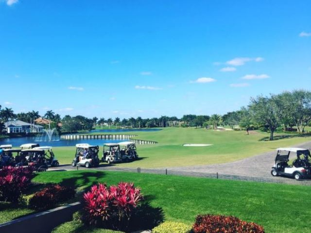 St. Andrews Country Club, Fazio II Golf Course