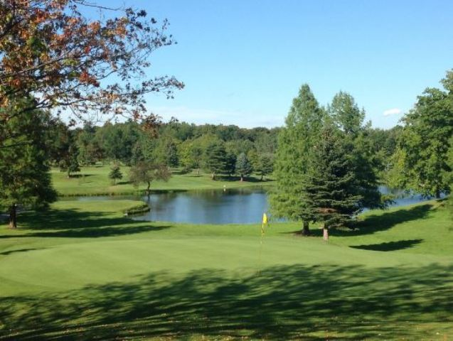 St. Denis Golf Course,Chardon, Ohio,  - Golf Course Photo
