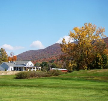 Stamford Valley Golf Course,Stamford, Vermont,  - Golf Course Photo