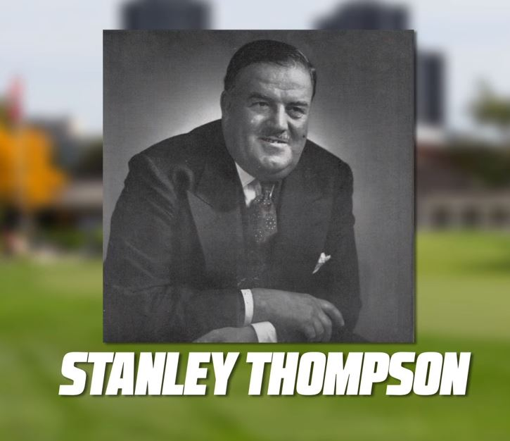 Golf architect Photo, Stanley Thompson