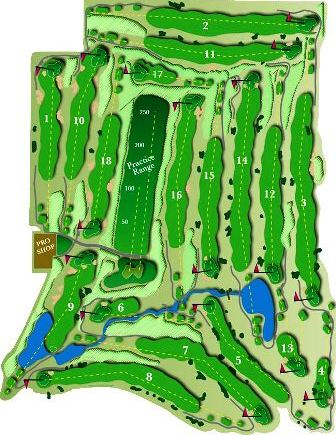 Star Valley View Golf Course,Afton, Wyoming,  - Golf Course Photo