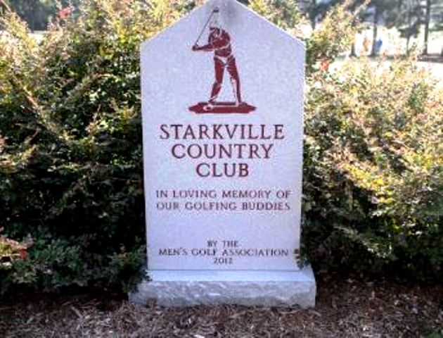 Starkville Country Club,Starkville, Mississippi,  - Golf Course Photo