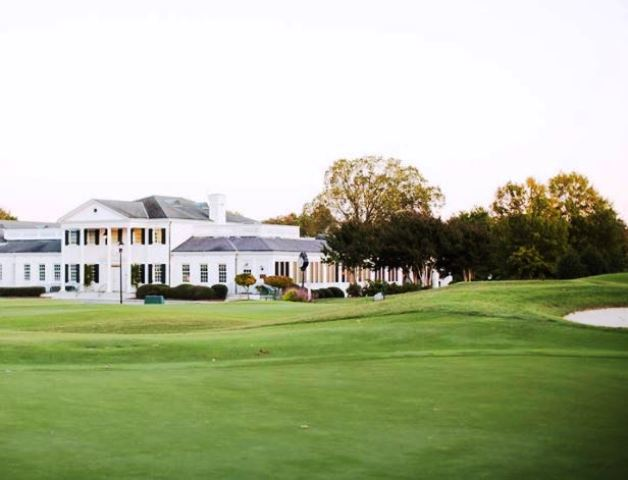 Starmount Forest Country Club, Greensboro, North Carolina, 27410 - Golf Course Photo