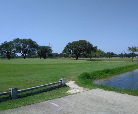 Sinton Municipal Golf Course, Sinton, Texas,  - Golf Course Photo