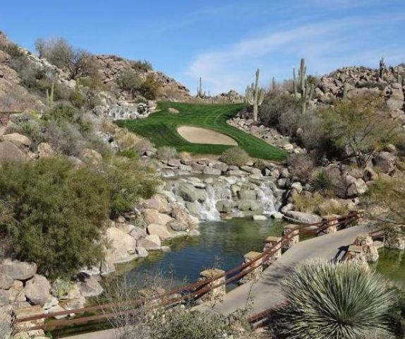 Stone Canyon Golf Club, Stone Canyon Golf Course,Oro Valley, Arizona,  - Golf Course Photo