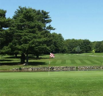 Stone - E - Lea Golf Course,Attleboro, Massachusetts,  - Golf Course Photo