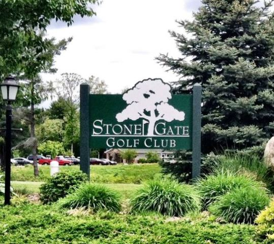 Stonegate Golf Club,Twin Lake, Michigan,  - Golf Course Photo