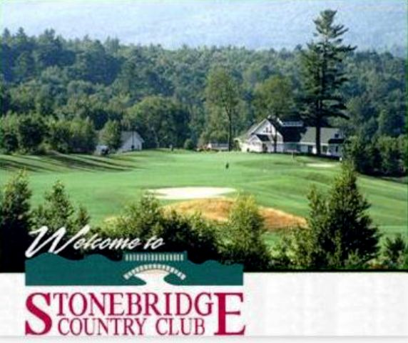 Stonebridge Country Club,Goffstown, New Hampshire,  - Golf Course Photo