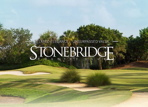 Stonebridge Country Club, Naples, Florida,  - Golf Course Photo