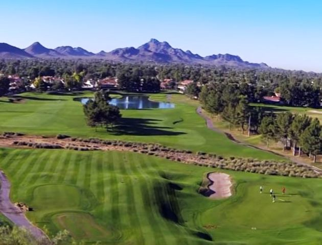 Stonecreek Golf Club, Paradise Valley, Arizona, 85032 - Golf Course Photo