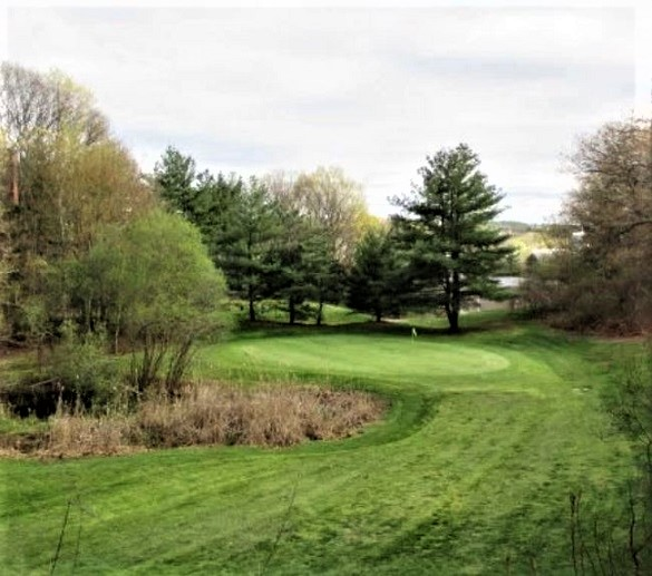 Stoneham Oaks Golf Course, Stoneham, Massachusetts,  - Golf Course Photo