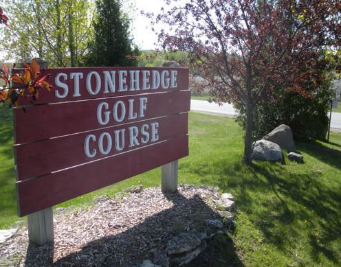 Stonehedge Golf Course, Egg Harbor, Wisconsin,  - Golf Course Photo