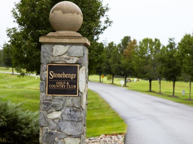 Stonehenge Golf & Country Club,Richmond, Virginia,  - Golf Course Photo