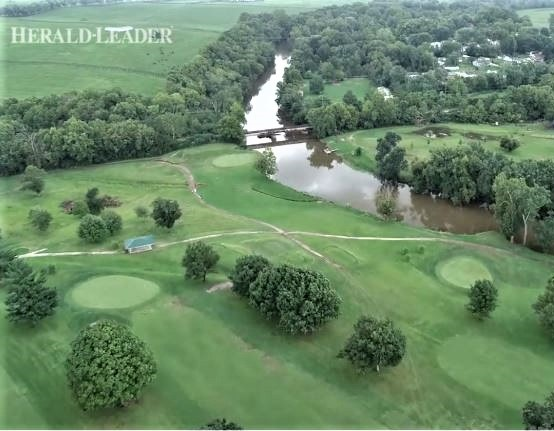 Stoner Creek Country Club, CLOSED 2014, Paris, Kentucky,  - Golf Course Photo