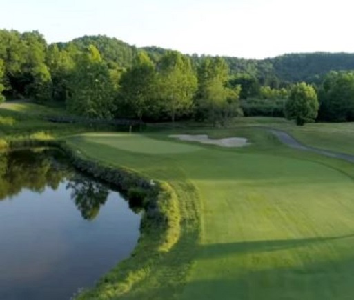 Golf Course Photo, Stonewall Resort - Arnold Palmer Signature Course, Roanoke, 26447