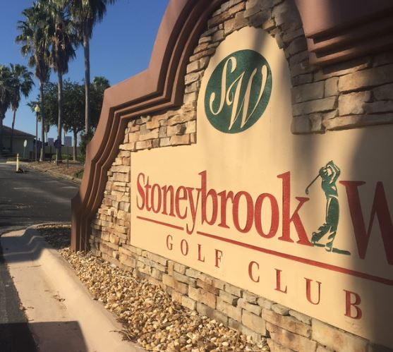 Stoneybrook West Golf Club, CLOSED 2018, Winter Garden, Florida,  - Golf Course Photo