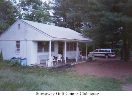 Stowaway Golf Course, CLOSED 2012, Stow, Massachusetts, 01775 - Golf Course Photo