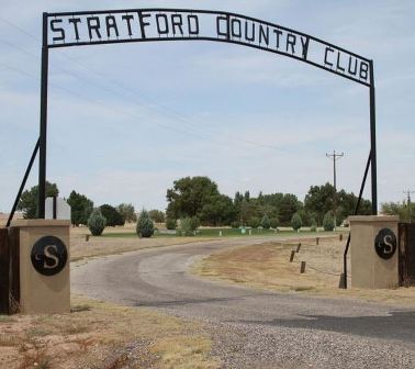 Stratford Country Club,Stratford, Texas,  - Golf Course Photo