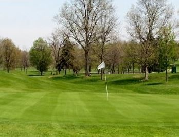 Studebaker Municipal Golf Course, South Bend, Indiana,  - Golf Course Photo