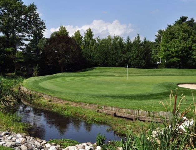 Suburban Club Of Baltimore County, Pikesville, Maryland,  - Golf Course Photo
