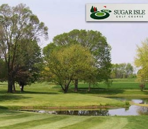 Sugar Isle Golf Country, New Carlisle, Ohio,  - Golf Course Photo