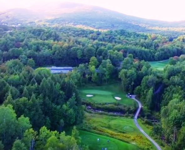 Sugarbush Golf Course,Warren, Vermont,  - Golf Course Photo