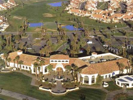Sun Lakes Country Club,Banning, California,  - Golf Course Photo