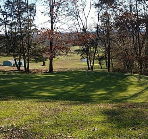 Sunny Hill Golf Course, Sunbury, Pennsylvania,  - Golf Course Photo