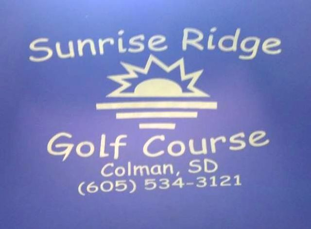 Sunrise Ridge Golf Course, Colman, South Dakota,  - Golf Course Photo