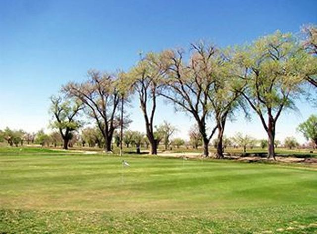 Golf Course Photo, Sunset Golf & Country Club, Par 3 Golf Course, Odessa, 79765