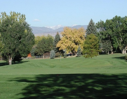 Sunset Golf Course, Longmont, Colorado, 80501 - Golf Course Photo